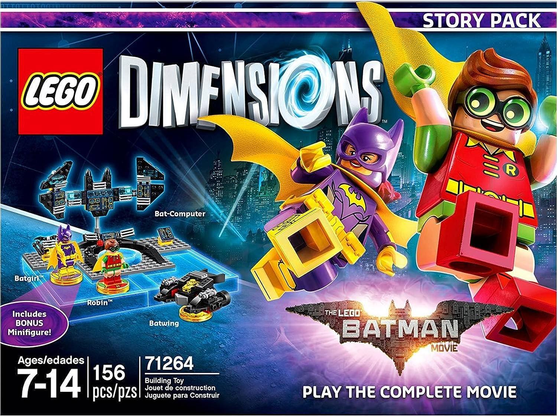 Lego Dimensions The Lego Batman Movie Story Pack 71264