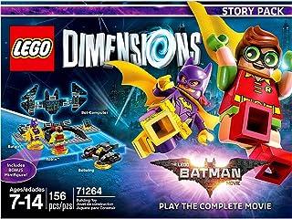 Lego Dimensions Batman Movie Story Warner Bros 71254