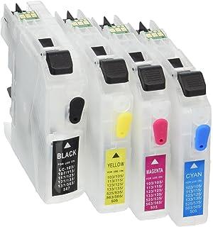 4x100 ml de PureInk Tinta Para Recargar, Tinta De impresora ...