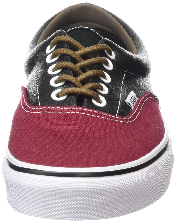 Furgonetas Era Unisex (cuero / Tela Escocesa) Zapato De Skate 9ZBeqf7