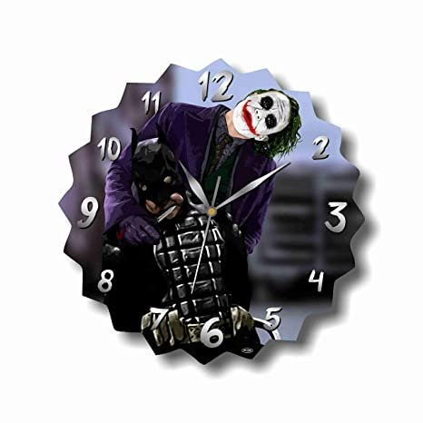 Amazon Com Art Time Design Studio Joker Batman Wall
