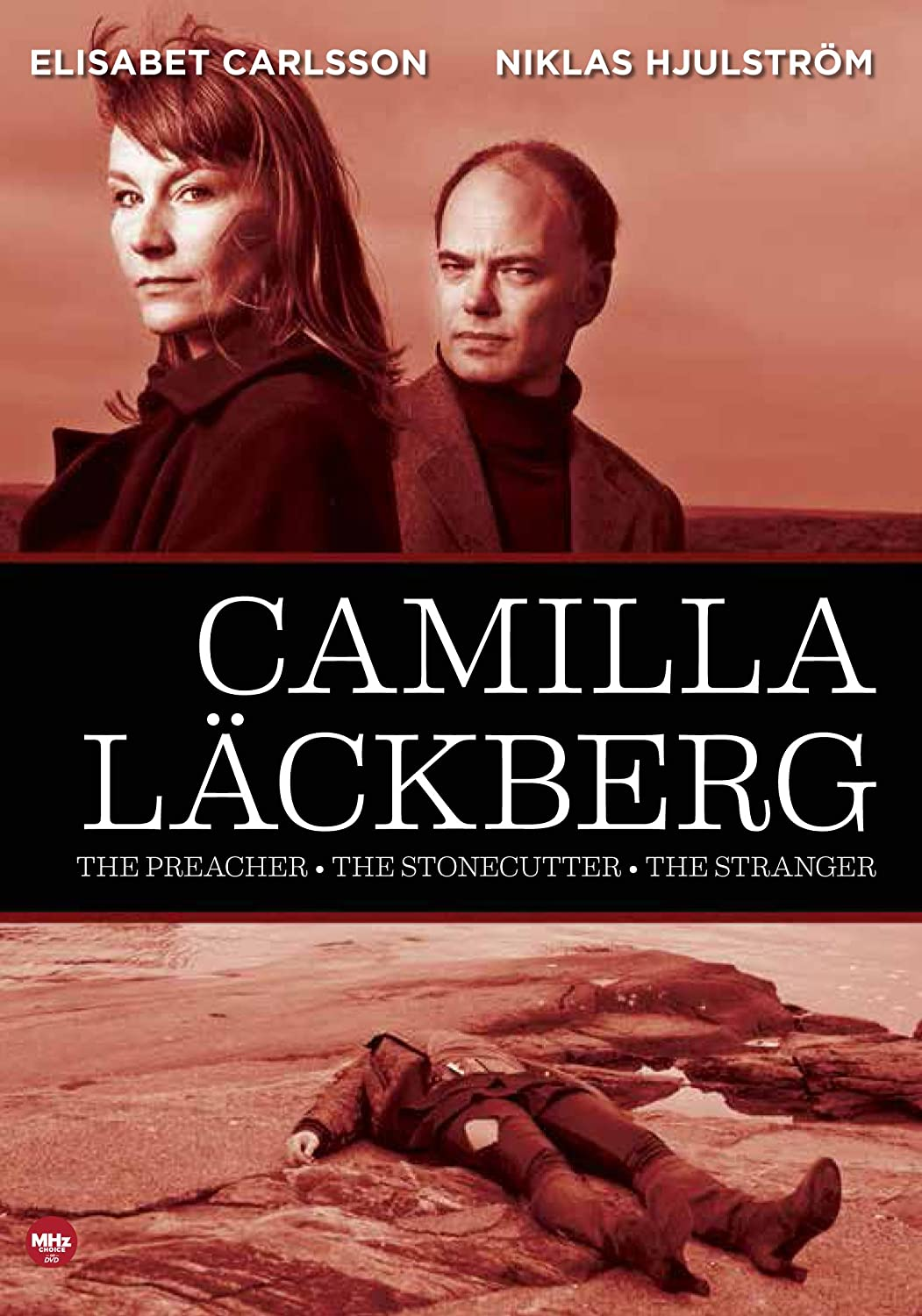 Camilla Läckberg: The Preacher, The Stonecutter, and The Stranger