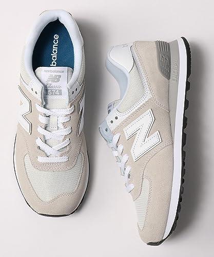 ml574egw Sneakers Light Gray Men's