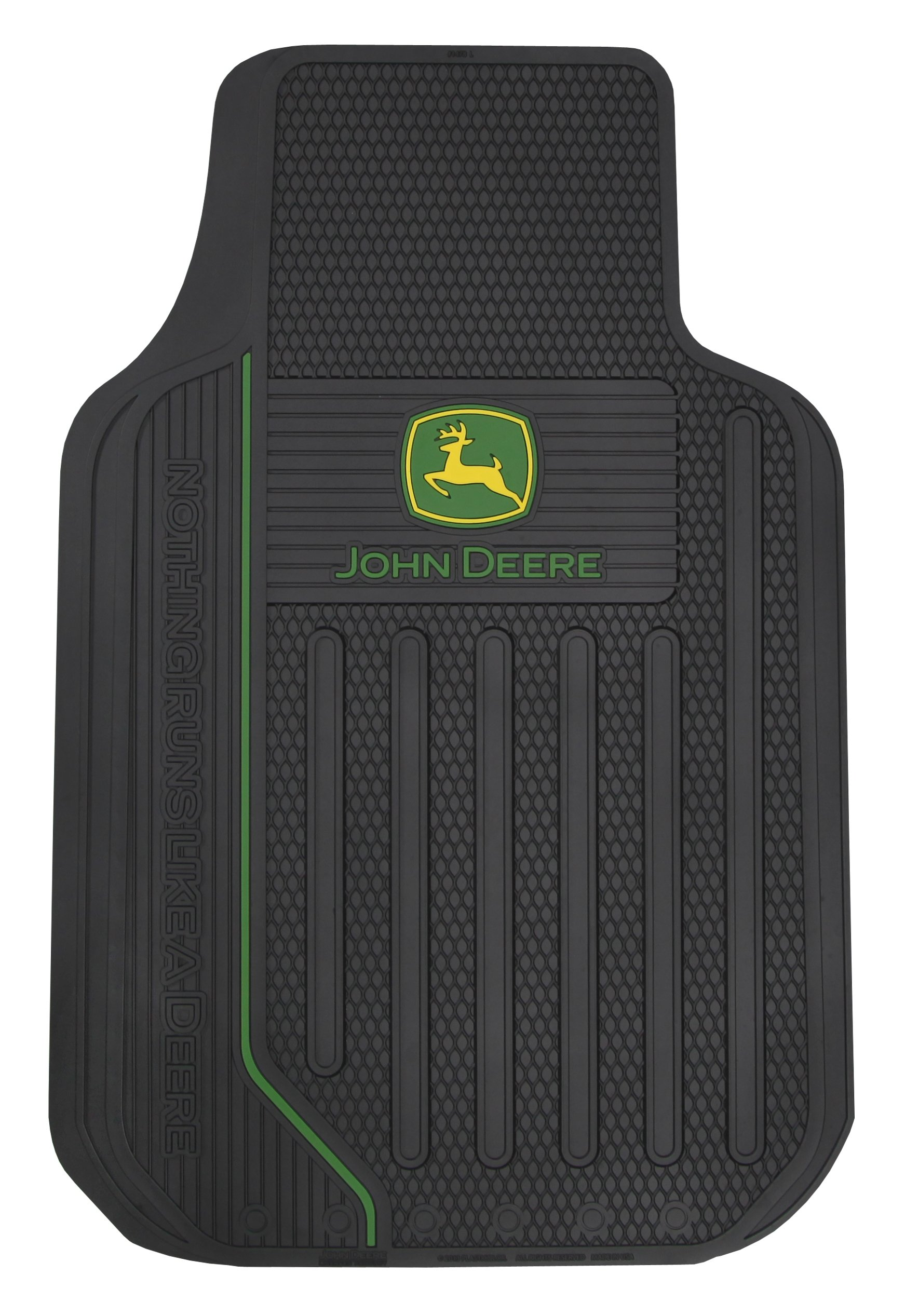Plasticolor 001478R01 Universal Fit John Deere Elite Series Floor Mat