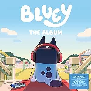 Bluey The Album [Gatefold Digisleeve With Sticker Pack]