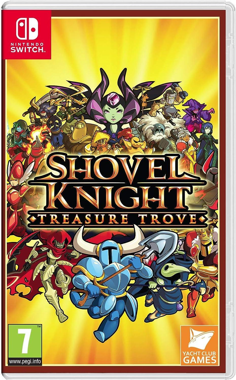Shovel Knight: Treasure Trove - Nintendo Switch [Importación ...