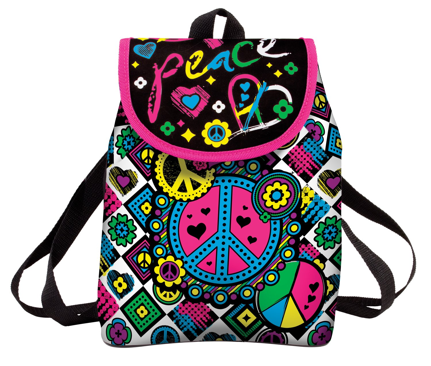 CRA-Z-ART Shimmer N Sparkle Color Your Own Backpack Cra Z Art 17081