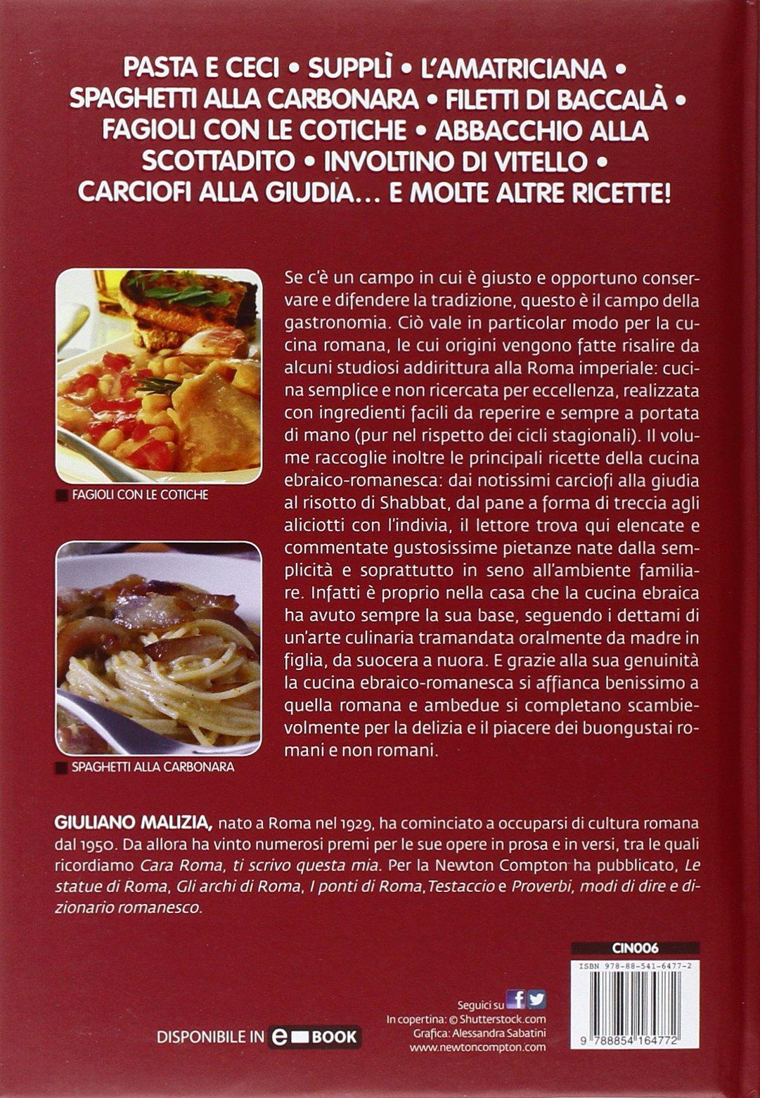 Disegno la cucina di eduardo : La cucina romana e ebraico romanesca in oltre 200 ricette: Amazon ...