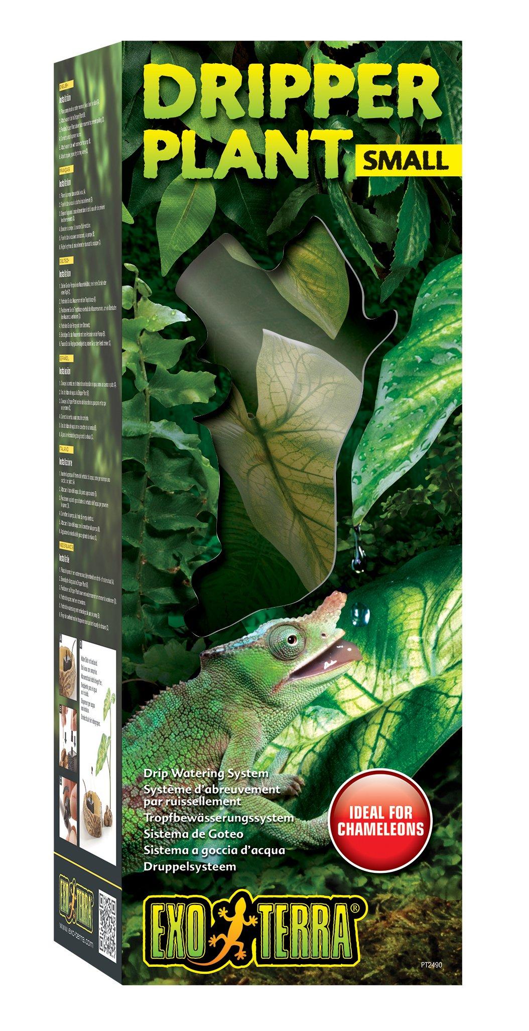 Exo Terra Dripper Plant Drip Watering System: Chameleon Habitat: Amazon.com