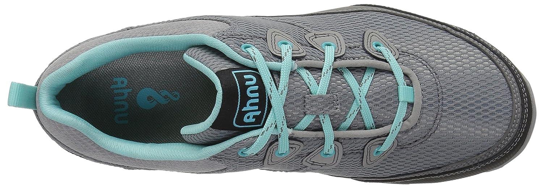 Ahnu B01J2QAE8A Women's Sugarpine Air Mesh Hiking Shoe B01J2QAE8A Ahnu 6 B(M) US|Medium Grey e85ff4