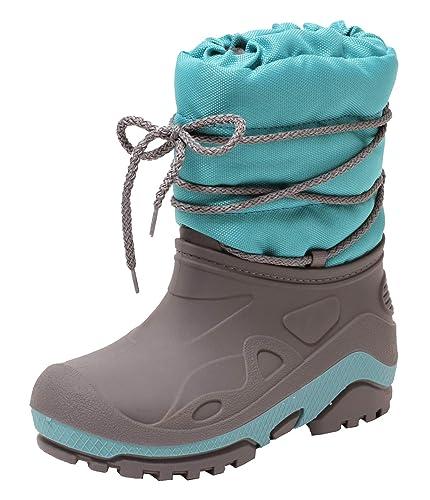 best sneakers 7ad8e 62ae3 Zapato Mädchen Stiefel Schneestiefel Duck Boot Gr.29-36 WARM ...