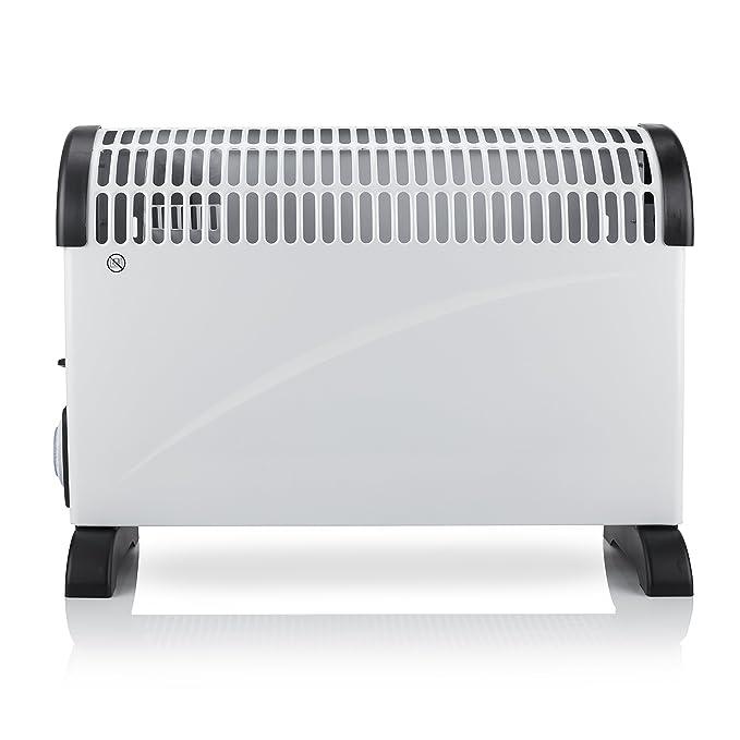 Tristar KA-5914 Calefactor eléctrico, 2000 W, Blanco: Amazon.es: Bricolaje y herramientas