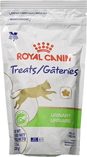 Royal Canin Veterinary Diet Urinary Feline Cat Treats 7.8 Oz