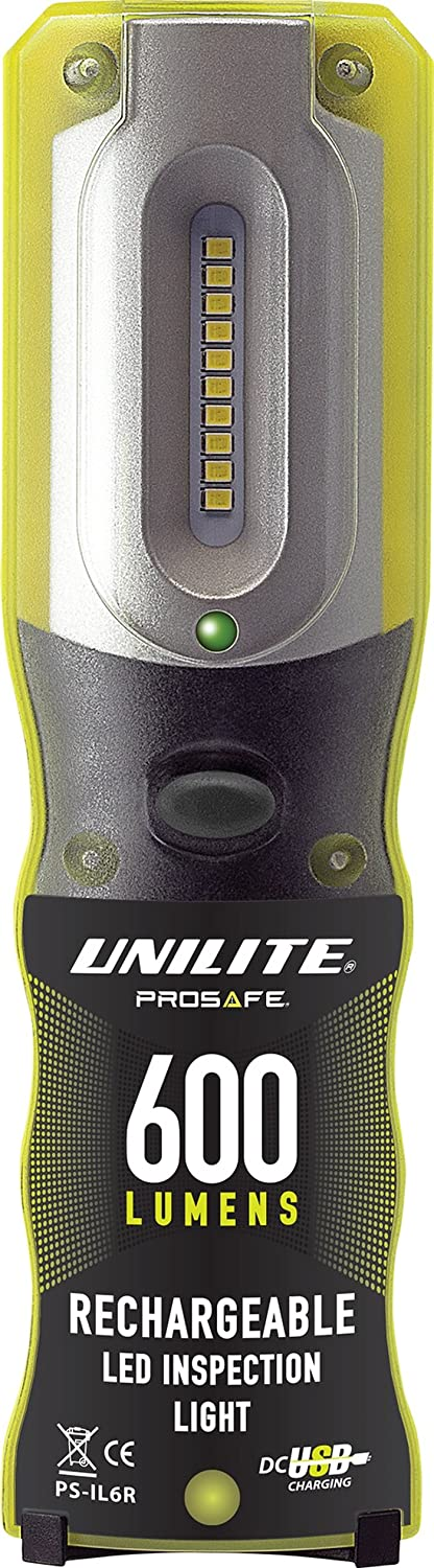 Unilite ps-il6r LED Handlampe