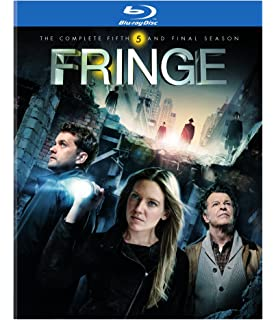 Amazon.com: Fringe: Season 4 [Blu-ray]: Anna Torv, Joshua Jackson ...