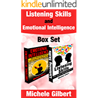 Listening skills and Emotional Intelligence Box set (Communication Skills,Active Listening,Personal Development)
