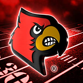 Louisville Cardinals Revolving Wallpaper