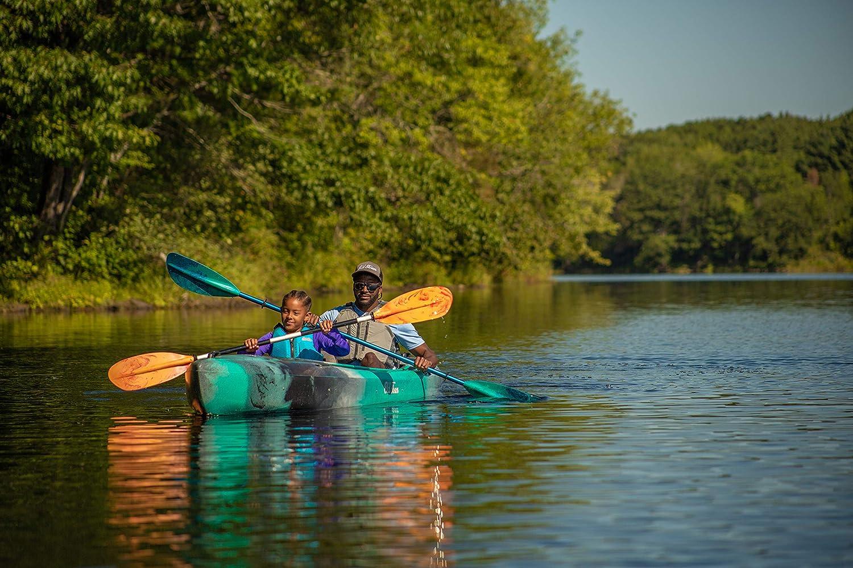 Carlisle Magic Mystic Kayak Paddle with Polypropylene Blades and Aluminum Shaft
