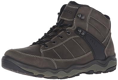 035e2a37494 Amazon.com | ECCO Men's Ulterra Dhaka Mid Boot Hiking | Hiking Boots