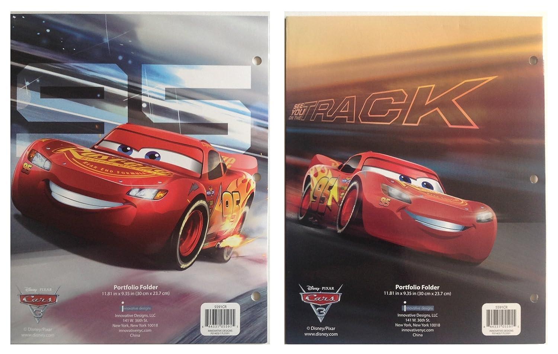 Pixar Cars de vuelta a la escuela Licensed Character Set de ...
