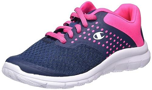 Champion Low Cut Shoe Alpha G Youth, Zapatillas de Running Niñas, Multicolor (Nny/Fpi), 33.5: Amazon.es: Zapatos y complementos
