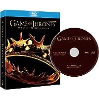 Game of Thrones - Season 2 (inc. Bonus Disc: Creating the Visuals - Amazon.co.uk Exclusive) [Blu-ray] [Region Free]
