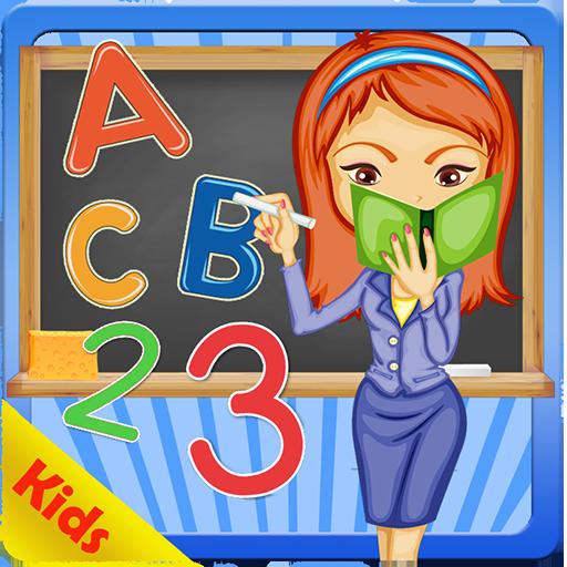 Kids Pre-K rhyming dictionary -