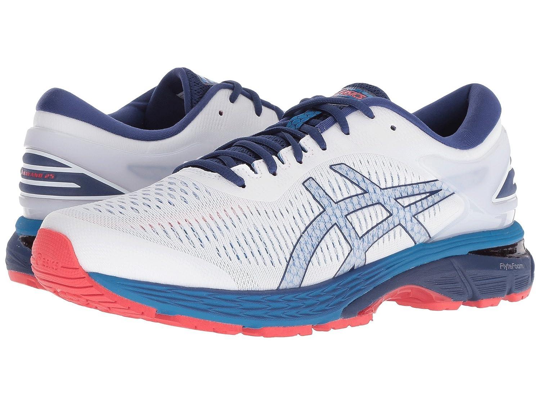 特別価格 [アシックス] 25 メンズランニングシューズスニーカー靴 GEL-Kayano (28.25cm) 25 [並行輸入品] B07L6TZH6P White Print/Blue Print 10.5 (28.25cm) D - Medium 10.5 (28.25cm) D - Medium|White/Blue Print, 最も完璧な:4584f0e0 --- a0267596.xsph.ru