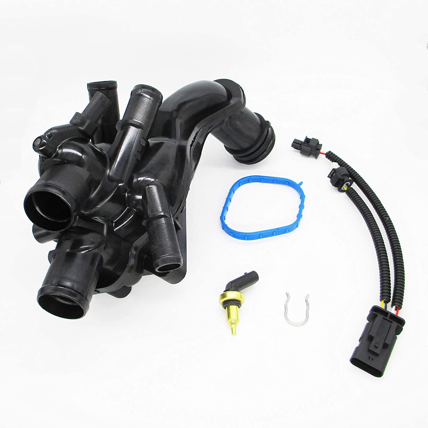 Sensor Adapter Lead for Mini Cooper R56 R57 R58 N18B16A Engine Coolant Thermostat Housing