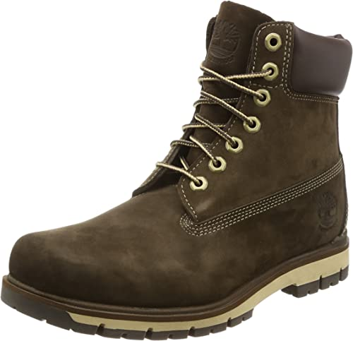 Brown TIMBERLAND Lace up boots RADFORD 6 BOOT KIDS