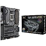 Asus TUF Z270 MARK 1 LGA1151 motherboard (4 x DDR4, 1 x HDMI + 1 x DP)