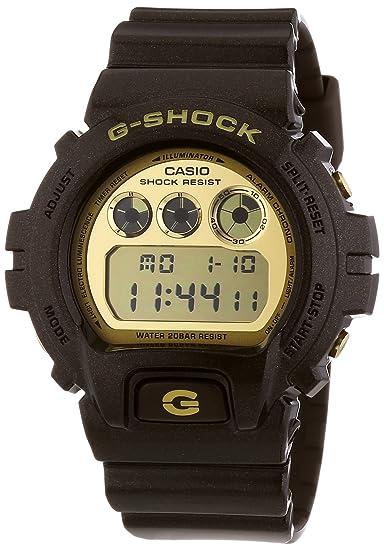 Casio G-Shock Style Series - Reloj de cuarzo para hombre, con correa de resina, color marrón: Amazon.es: Relojes