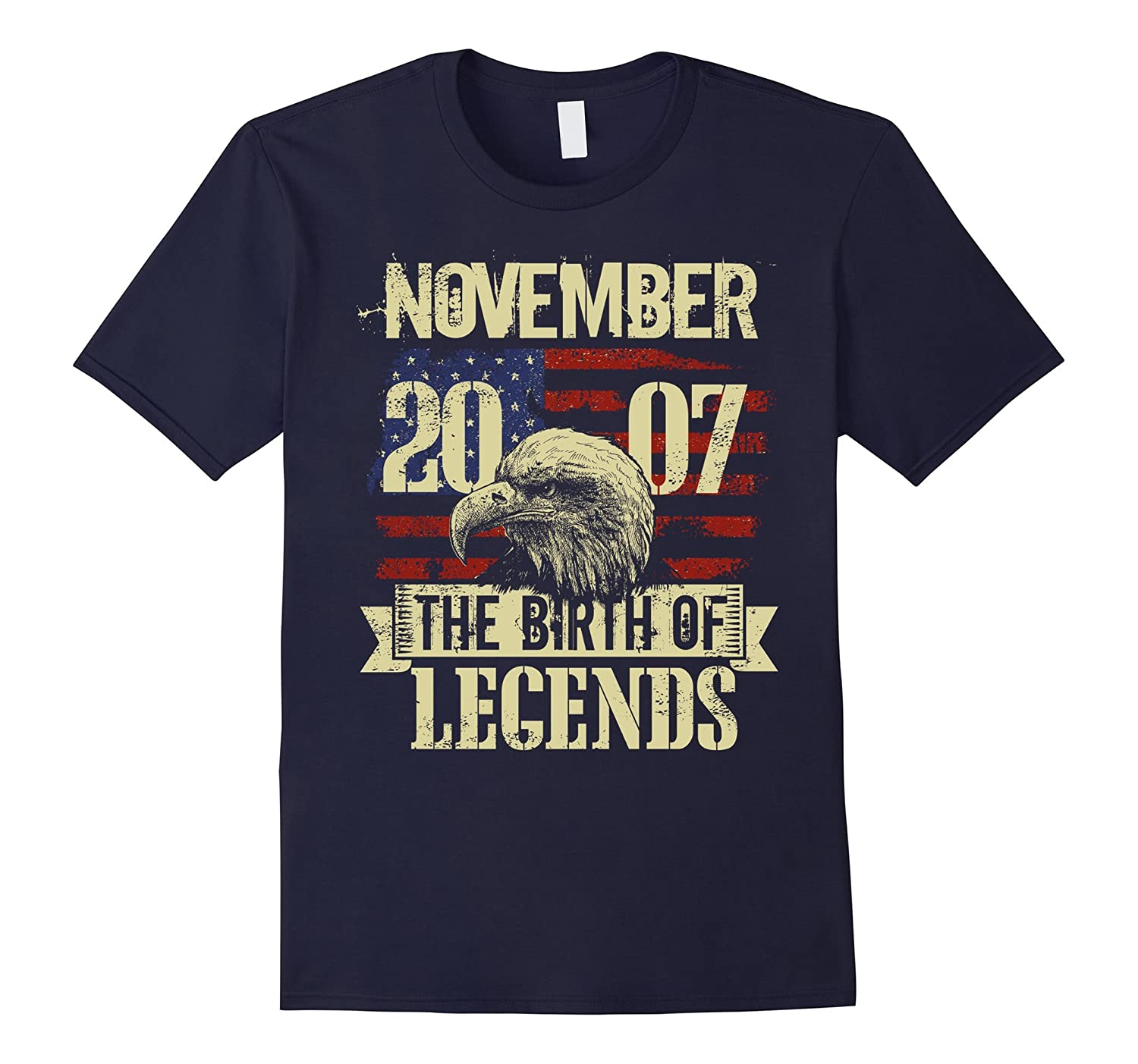 2007 NOVEMBER NOV The Birth Of Legends Gift 10 Yrs Years Old-FL