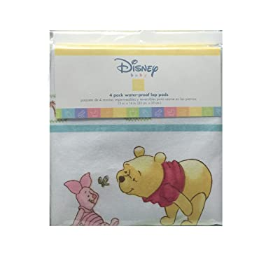 Disneys Winnie the Pooh Water-Proof Lap Pads: Automotive