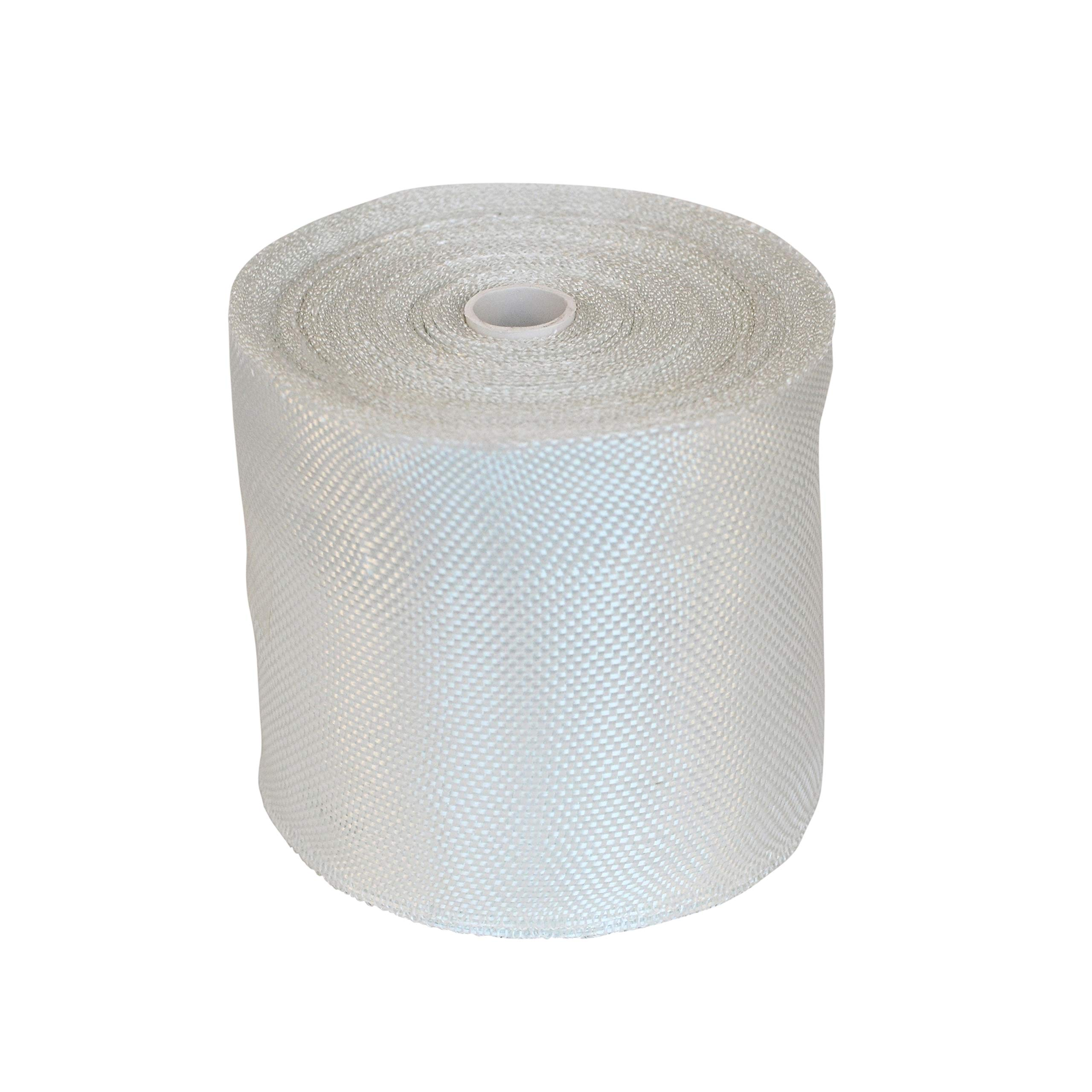 Fiberglass Cloth Tape, 6 oz, 3'' wide by 50 yards