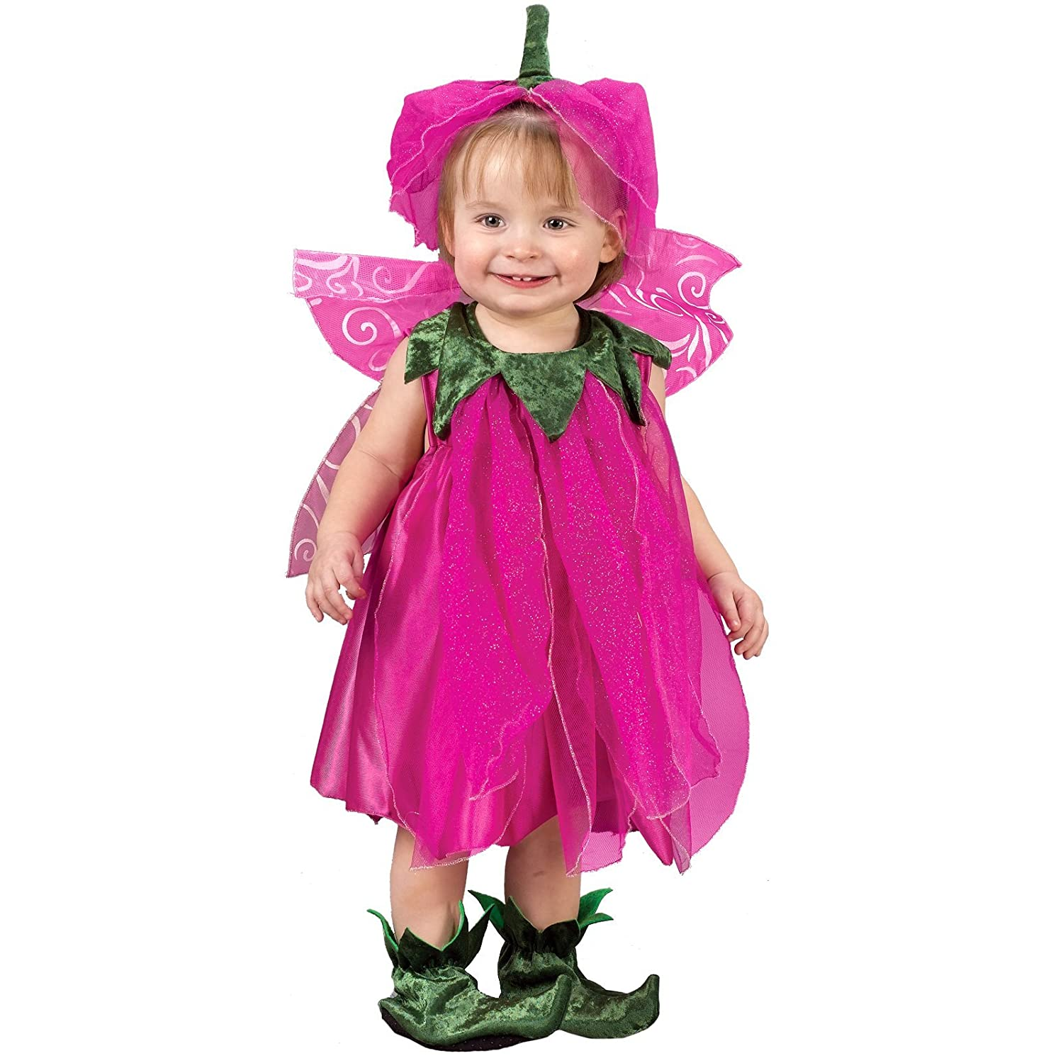 sc 1 st  Amazon.com & Amazon.com: Fun World tulip fairy toddler Pink: Clothing
