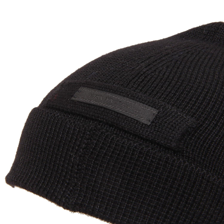 33c5950f8a57 Prada - Casquette de Baseball - Homme Noir noir - Noir - Medium  Amazon.fr   Vêtements et accessoires