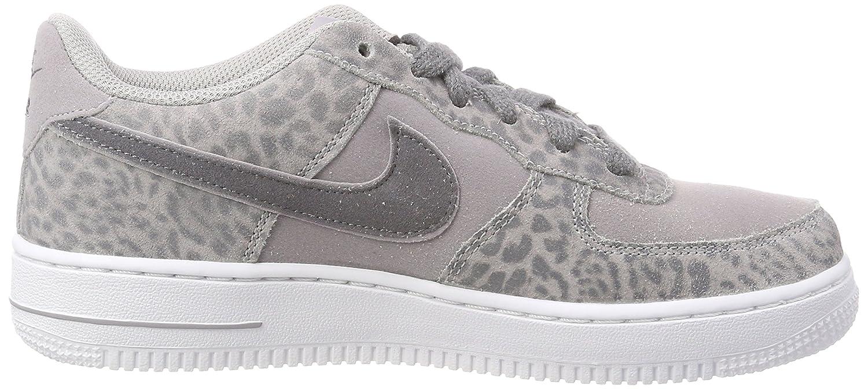 ff8c8f4ac23f4c Nike Girls  Air Force 1 Lv8 Gg Gymnastics Shoes