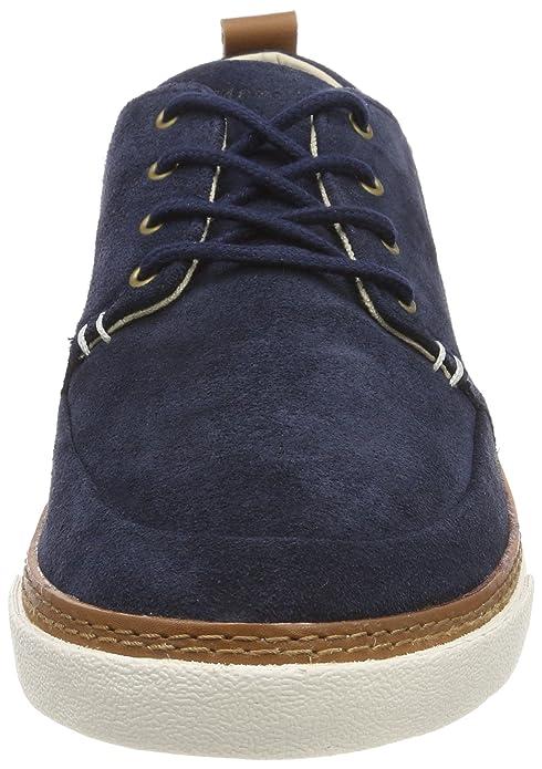 80223803402300 Marc Cordones De O'polo Up Zapatos Lace Oxford Shoe rqrIw1p