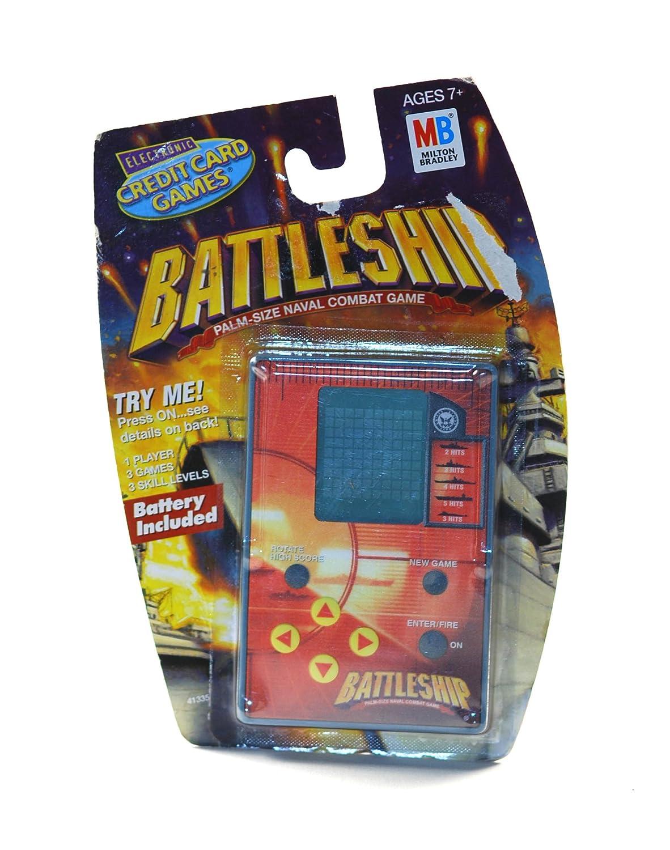 海外並行輸入正規品 [ミルトンブラッドリー]Milton Bradley Battleship: PalmSize Naval Combat Game 3198483 [並行輸入品] B0036ZRQUS, 名入オリジナルギフトショップ旨安 d1bacb2a