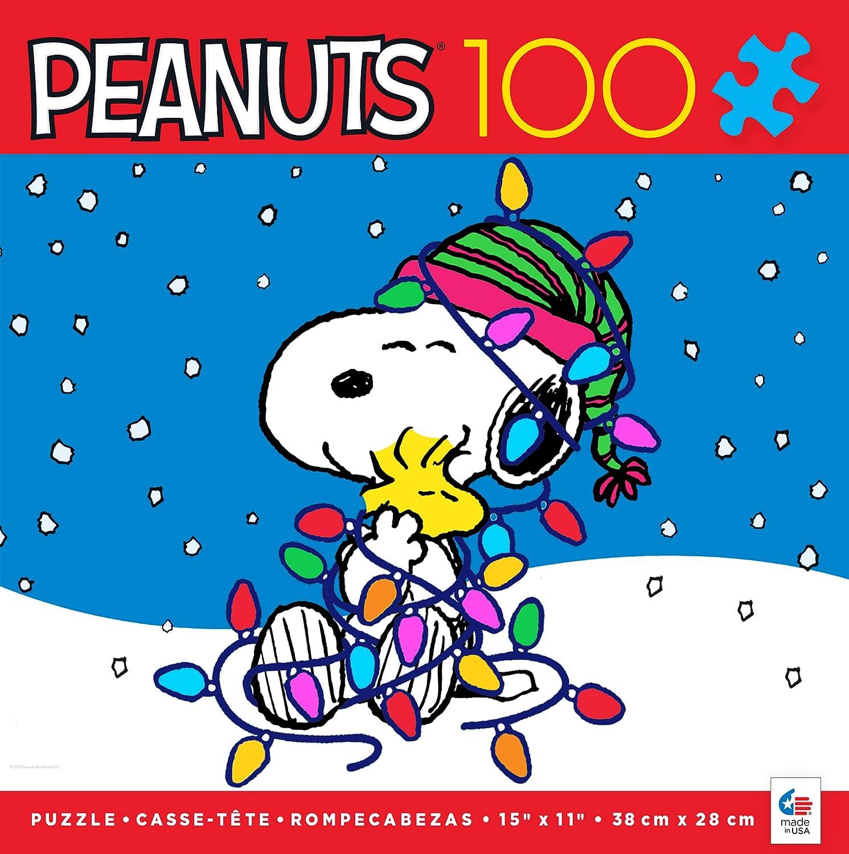 Ceaco 1661-8 Holiday Snoopy Puzzle