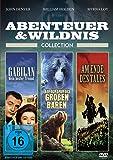 Abenteuer und Wildnis Collection (3 Filme in einer Box)