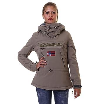 d4bf9765991 Napapijri Skidoo NF Olivine veste pour femme