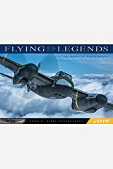 Flying Legends 2019: 16-Month Calendar - September 2018 through December 2019 Calendar