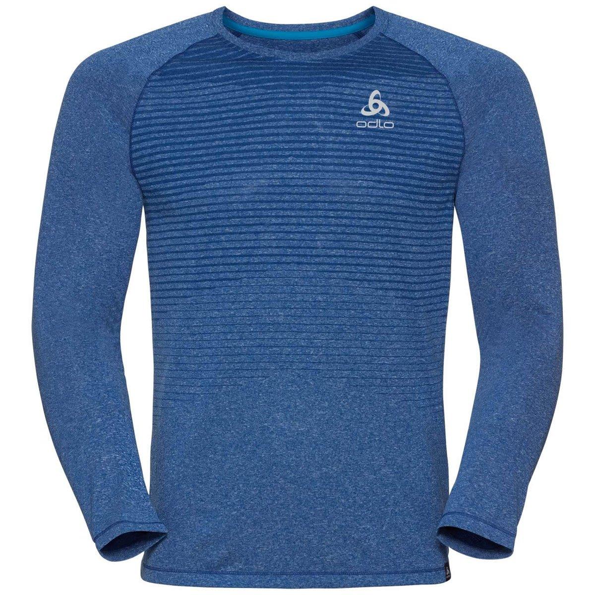 Odlo Herren T-Shirt L/S Aion ODLOA|#Odlo