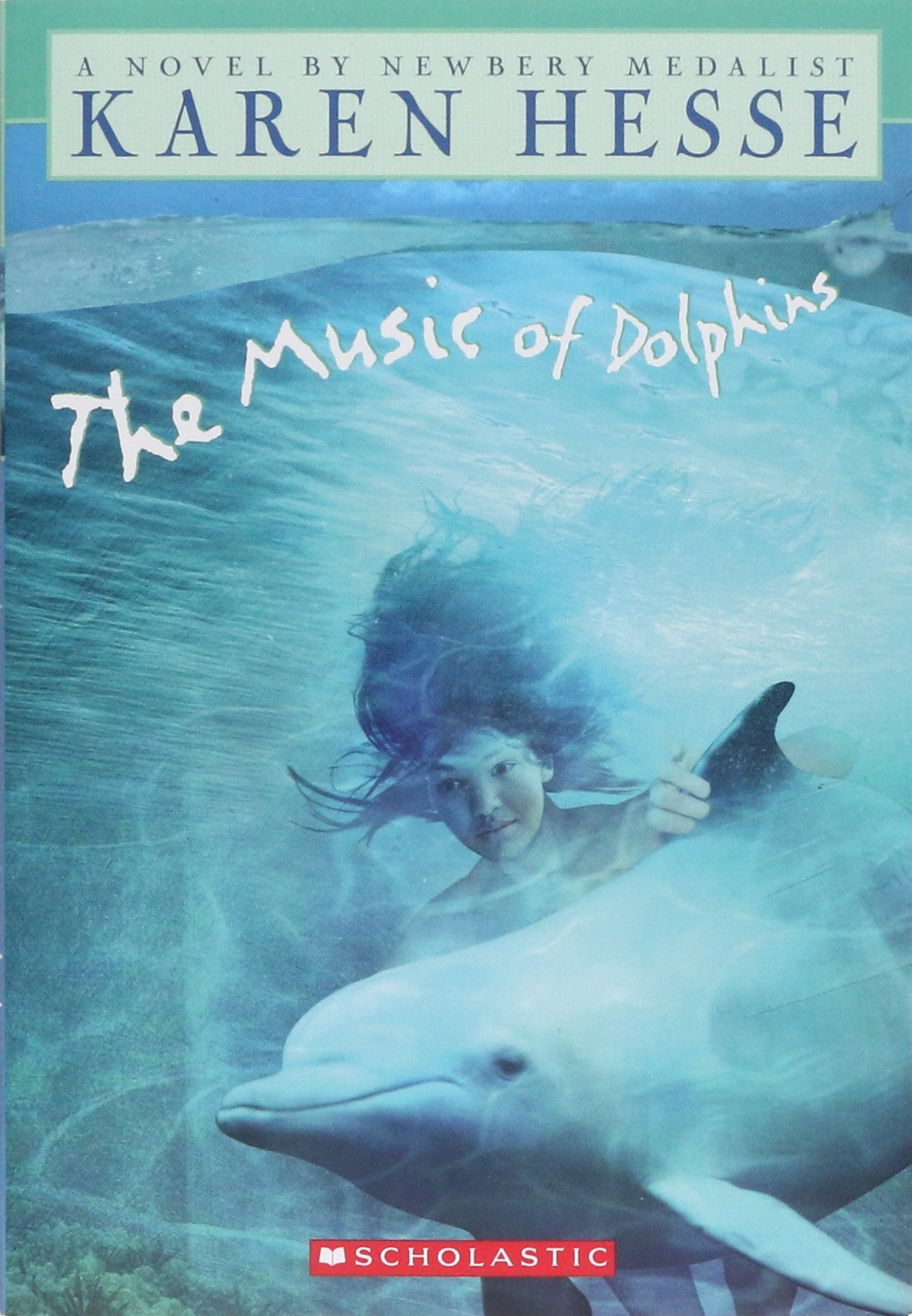 the girl who swam with dolphins