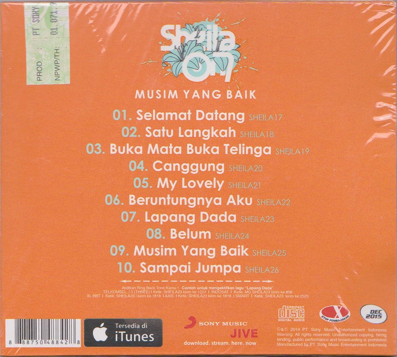 download lagu sheila on 7 lapang dada original