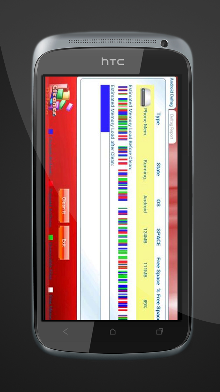 sd card defragmenter for android