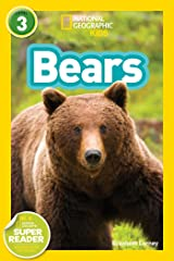National Geographic Readers: Bears Paperback