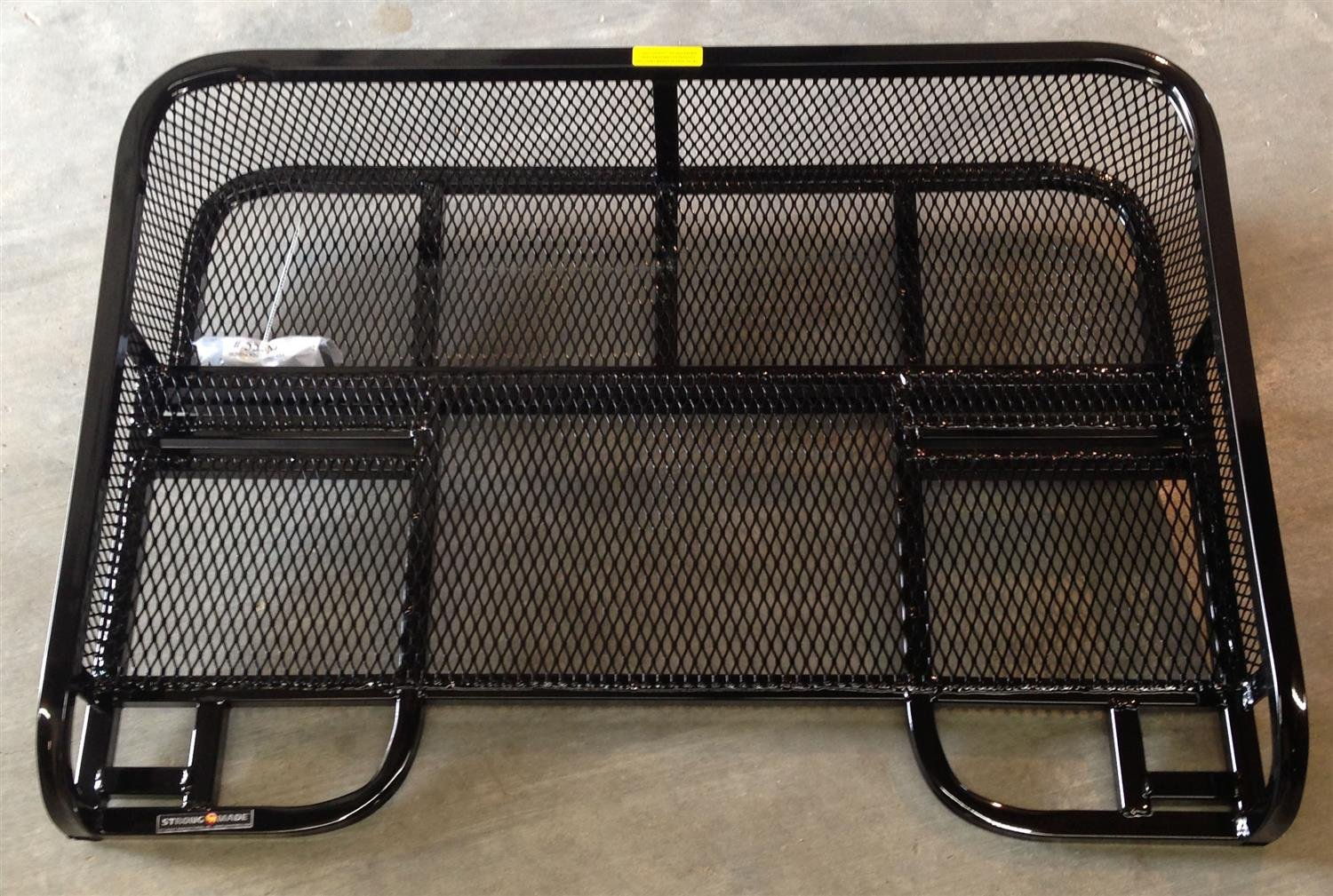 2003-2005 Honda Rincon 650 4X4 Rear Mini Drop Rack by Strong Made 556M by Strong Made